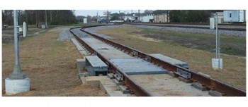 In-Motion Weighing - Railroad Track Scales